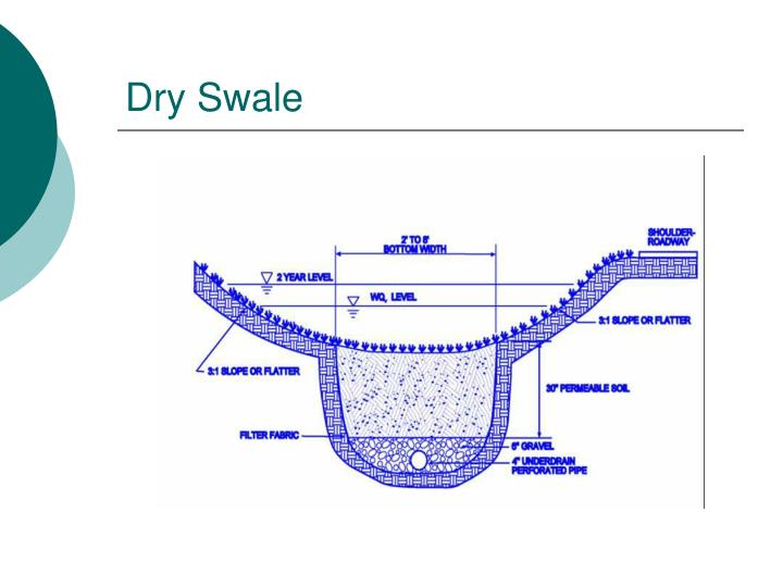 Dry Swale