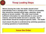 troop leading steps5