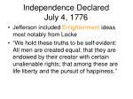 independence declared july 4 1776