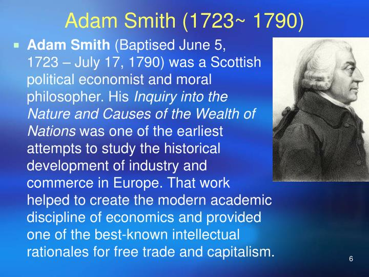 a discussion on adam smiths and john m keynes contribution to the study of economics The general theory of employment, interest and money (illustrated and extended with john m keynes library) - kindle edition by john m keynes, adam smith, karl marx, timeless books download it once and read it on your kindle device, pc, phones or tablets.
