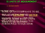 ii units of measurement1