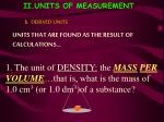 ii units of measurement6