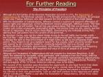 for further reading3