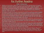 for further reading4