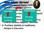 new ideas spread