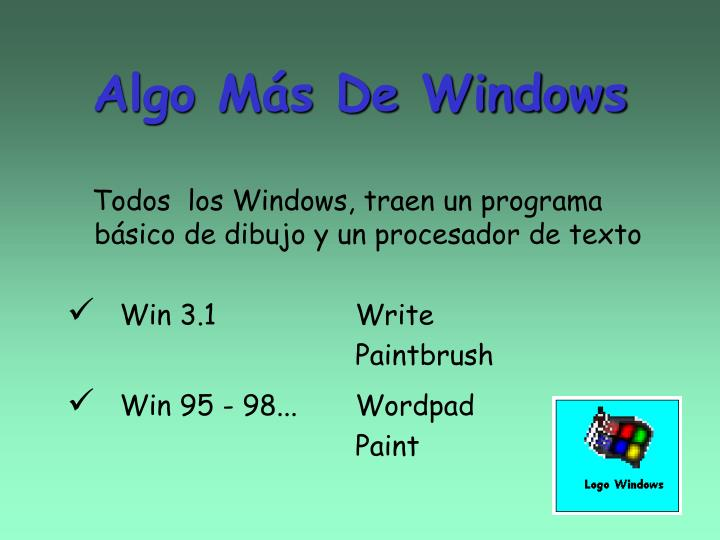 Algo m s de windows