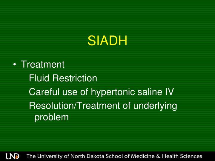 SIADH