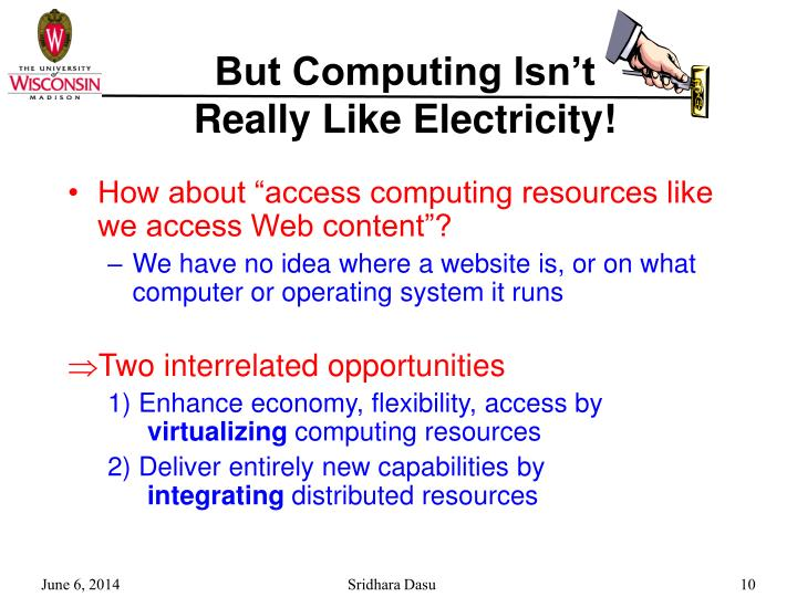 But Computing Isn't