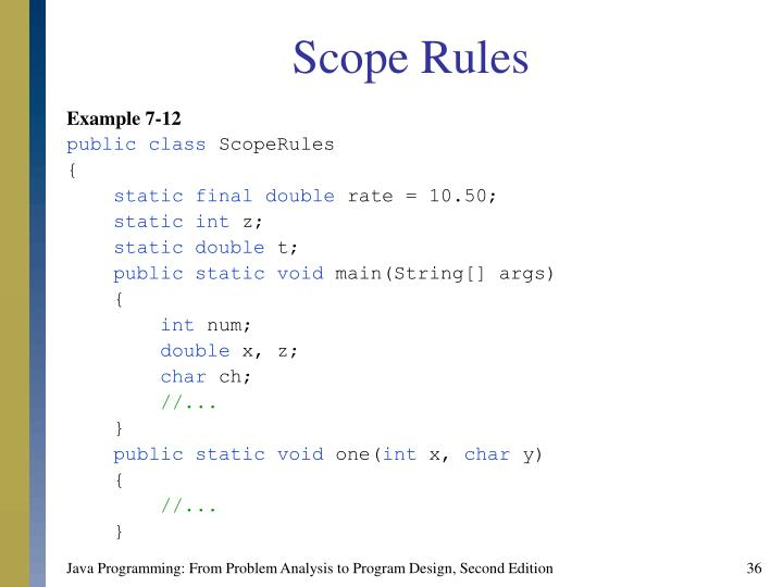 Example 7-12
