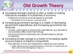 old growth theory2