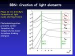 bbn creation of light elements3