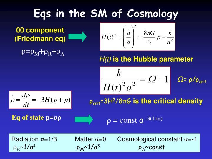 00 component (Friedmann eq)