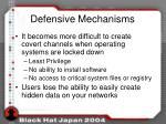 defensive mechanisms1