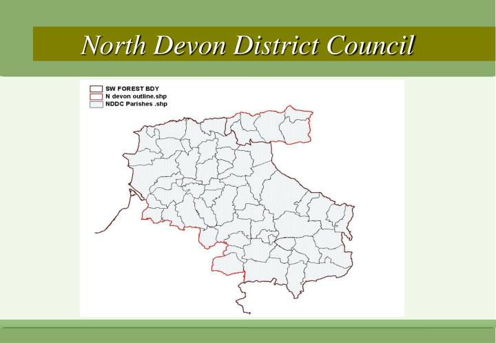 North Devon District Council