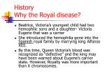 history why the royal disease1