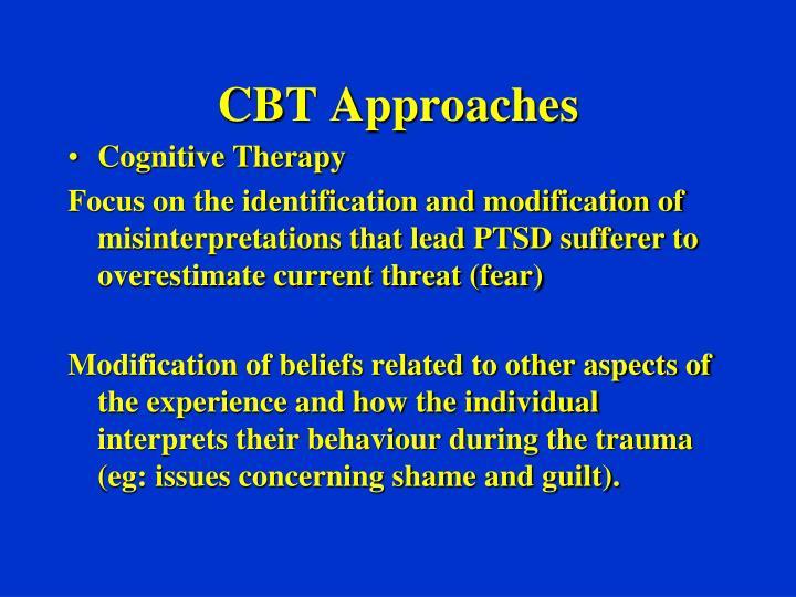 CBT Approaches