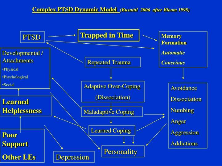 Complex PTSD Dynamic Model