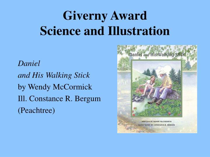 Giverny Award