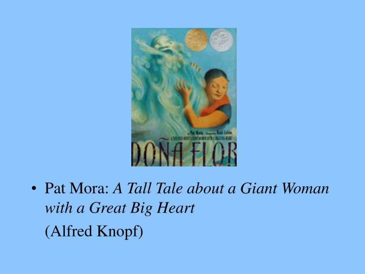 Pat Mora: