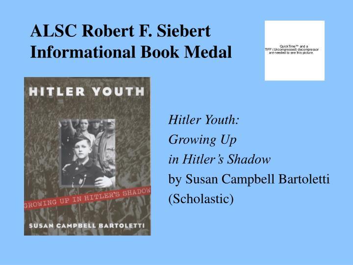 ALSC Robert F. Siebert