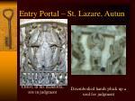 entry portal st lazare autun2