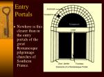 entry portals