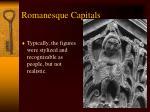 romanesque capitals1