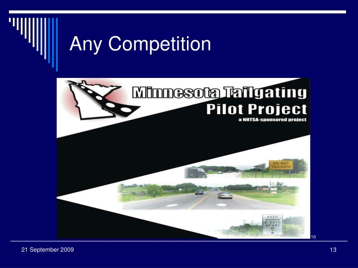 Any Competition