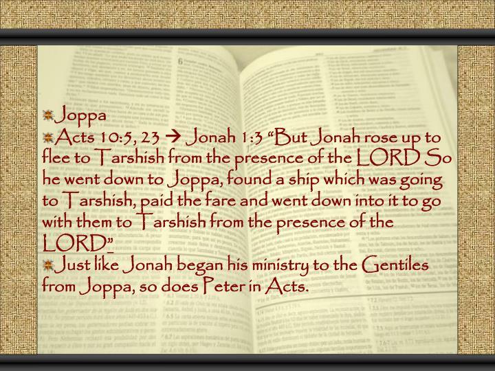 Joppa
