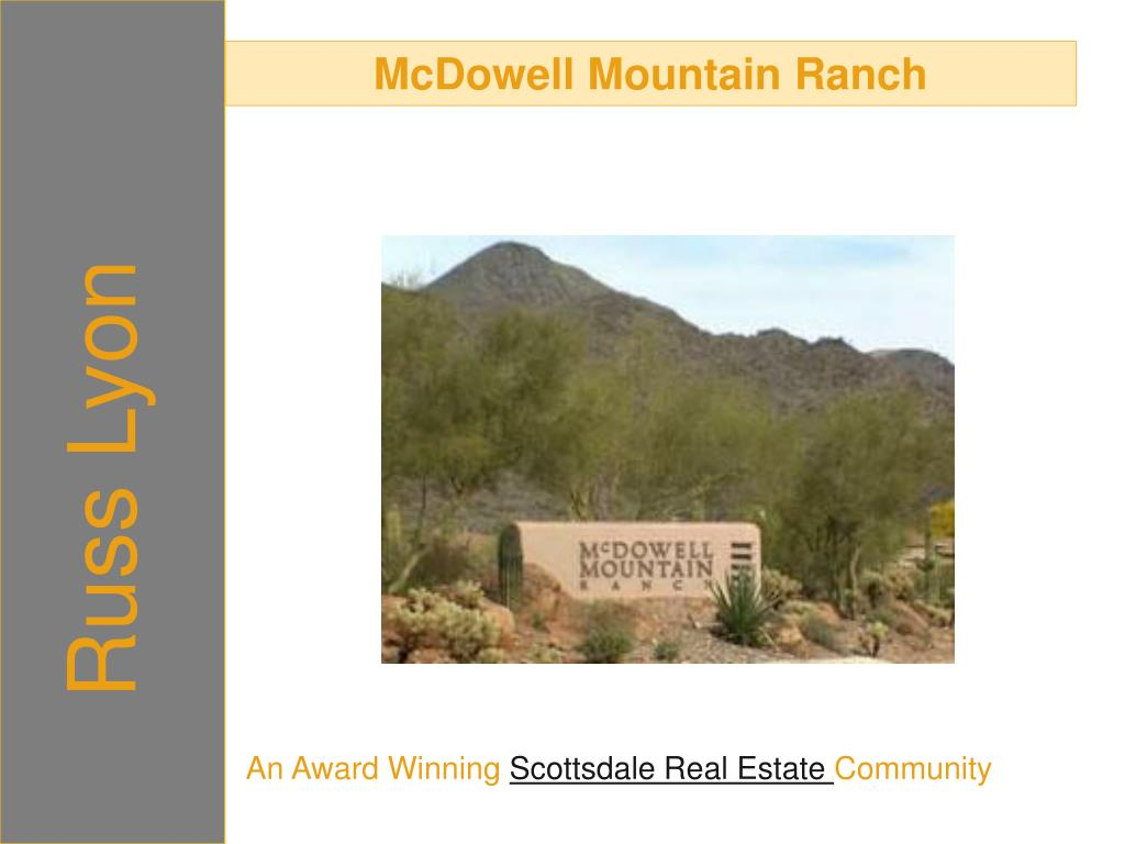 McDowell Mountain Ranch