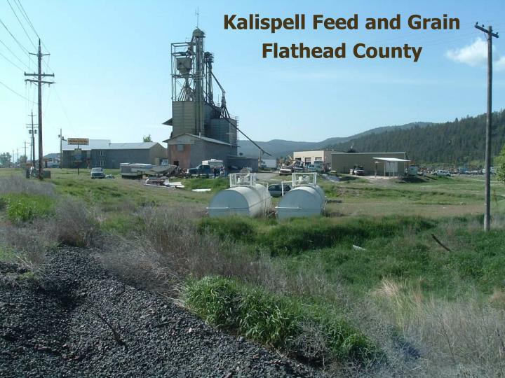 Kalispell Feed and Grain