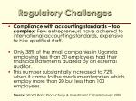regulatory challenges1