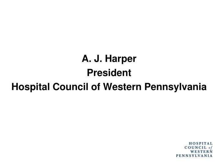 J. Harper