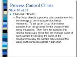 process control charts slide 10 of 37