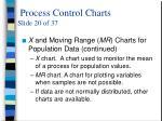 process control charts slide 20 of 37