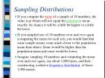 sampling distributions1