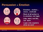 persuasion emotion