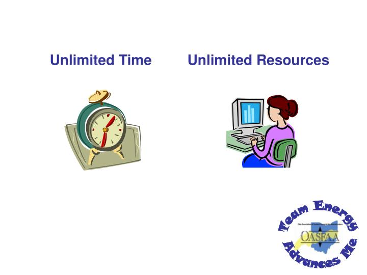 Unlimited Time