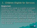 i children eligible for services1