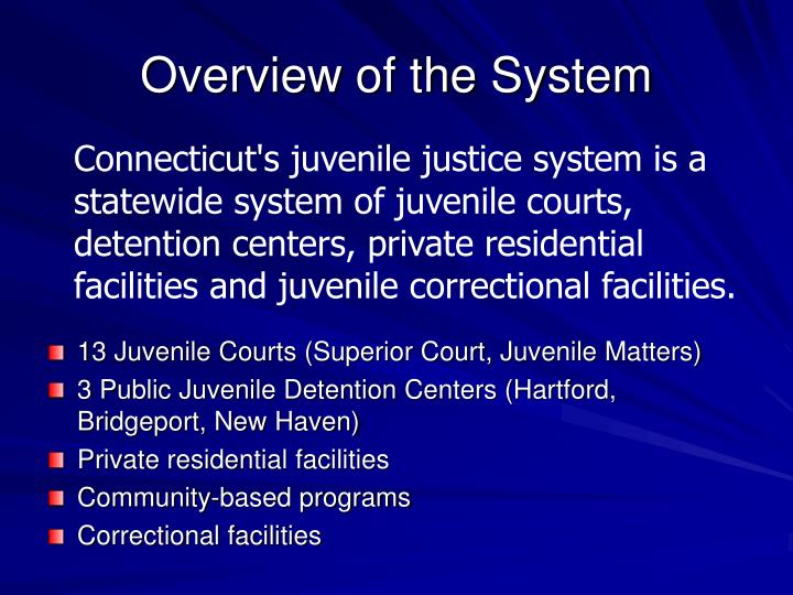 Overview of the System