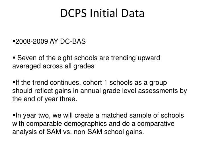 DCPS Initial Data