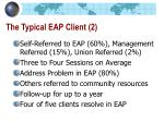 the typical eap client 2