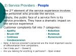 2 service providers people