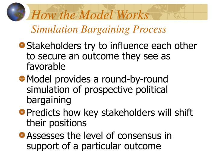 How the Model Works