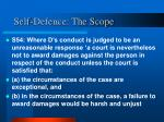 self defence the scope1