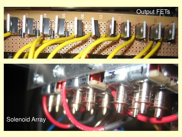 Output FETs