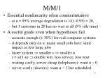 m m 1