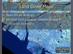 land cover maps