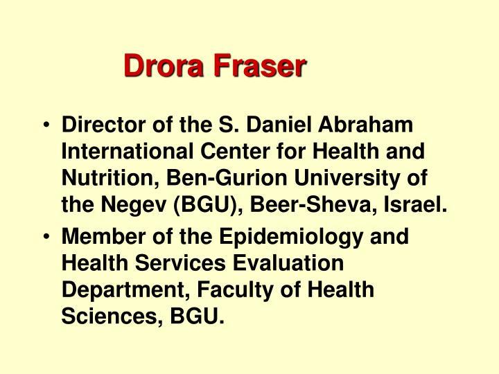 Drora Fraser