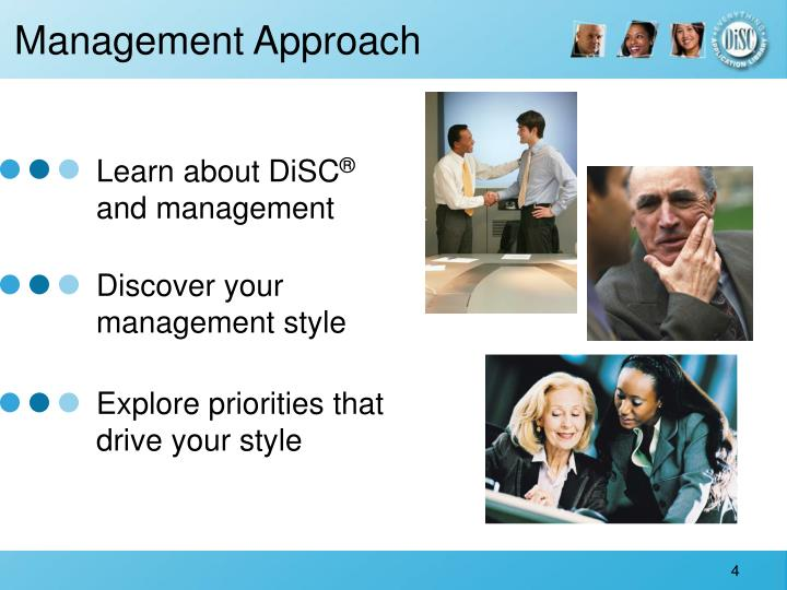 Management Approach